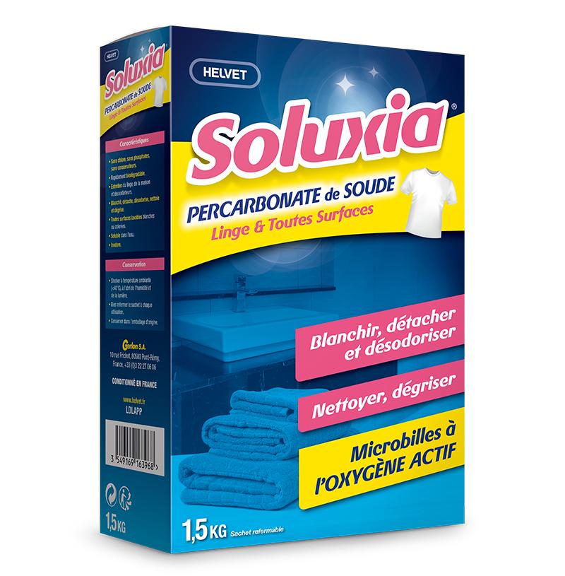 PERCARBONATE DE SOUDE SOLUXIA